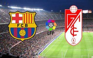 مباراة برشلونة وغرناطة اليوم