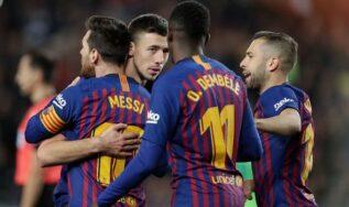 barcelona مشاهدة مباراة برشلونة اليوم