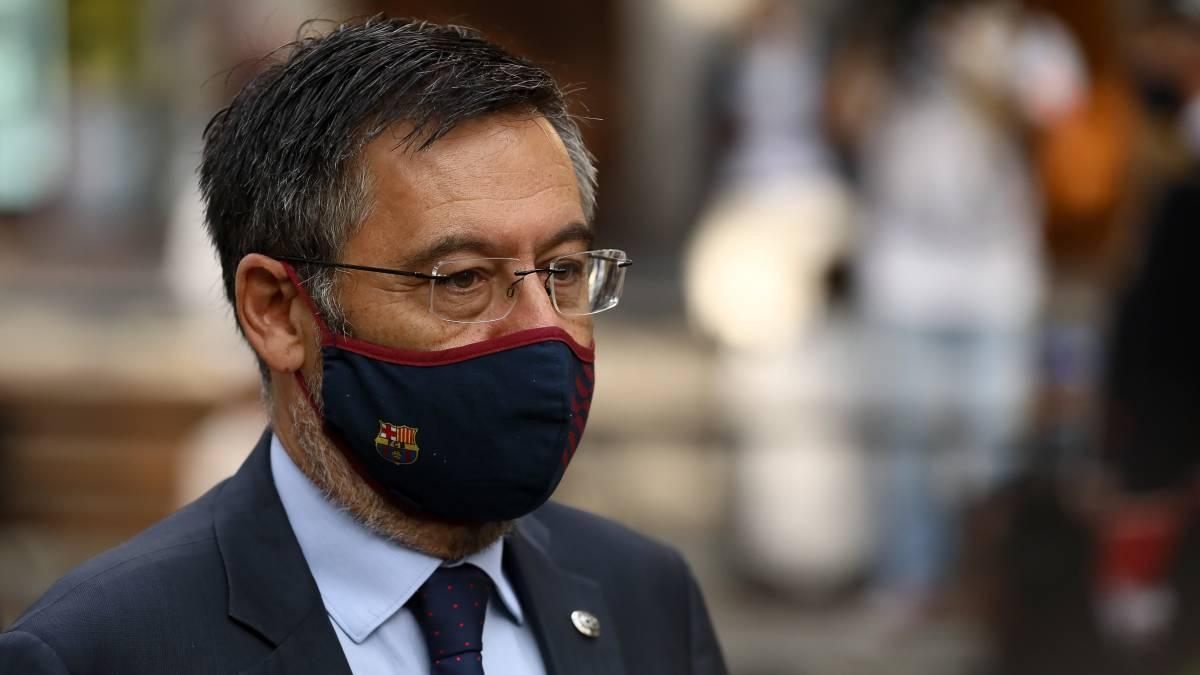 """""""فضيحة بارتوميو"""".. السبب وراء اقتحام برشلونة - كورة توب"""